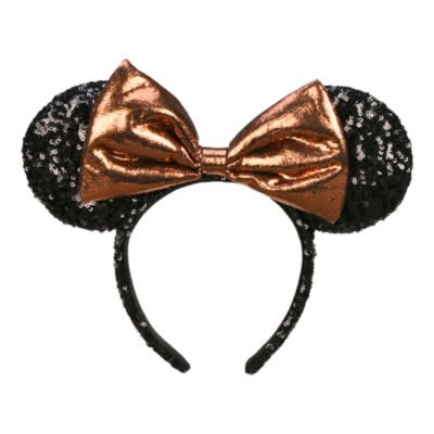 Disneyland Paris Minnie Mouse Belle of the Ball Ears Headband for Adults