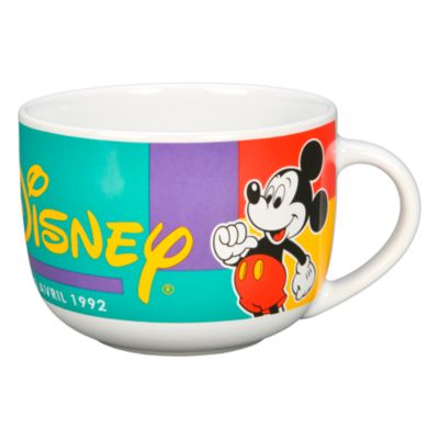 Disneyland Paris EuroDisney Mug