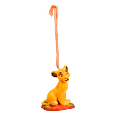 Disneyland Paris Décoration Simba à suspendre