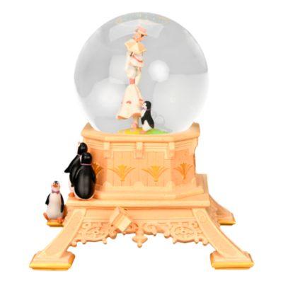 Disneyland Paris Boule à neige Mary Poppins Snow Globe par Kevin & Jody