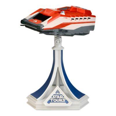 Disneyland Paris Star Tours StarSpeeder 3000 Light-up Figurine, Star Wars