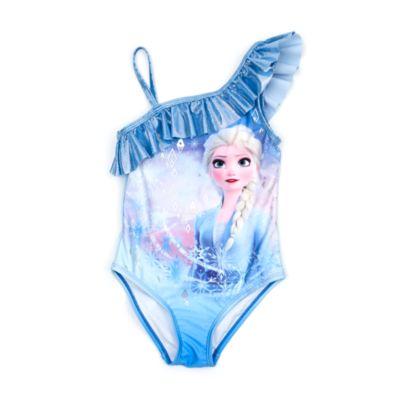 Disney Store Elsa Swimming Costume For Kids, Frozen 2