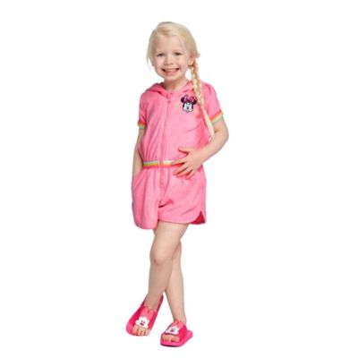 Disney Store Minnie Mouse Swim Cover-Up For Kids