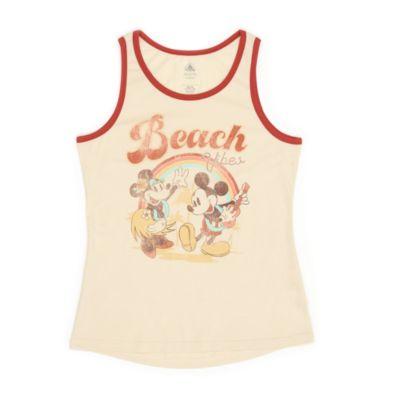 Disney Store Débardeur Mickey et Minnie pour adultes