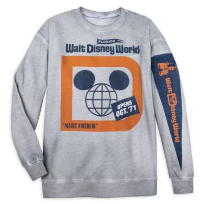 Walt Disney World - 50. Geburtstag - Kapuzensweatshirt für Erwachsene