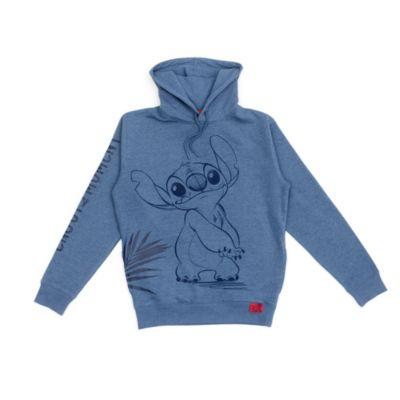Disneyland Paris Sweatshirt Stitch à capuche pour adultes