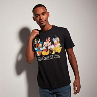 Disney Store T-shirt Mickey et ses Amis pour adultes