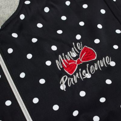 Disneyland Paris chaqueta bomber Minnie Parisienne para mujer