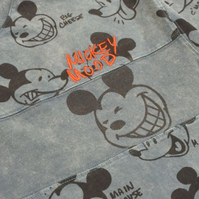 Disney Store T-shirt Mickey manches longues pour adultes, collection Disney Artist
