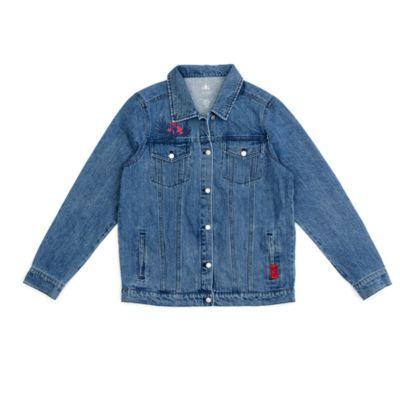 Disney Store Stitch Denim Jacket For Adults