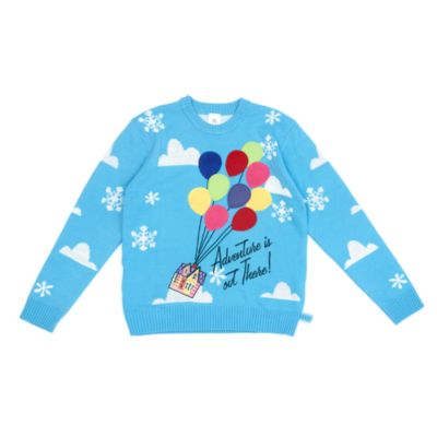 Disney Store Up Festive Jumper For Adults