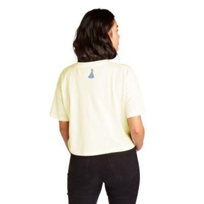 Camiseta para mujer Bella, La Bella y la Bestia, Disney Store