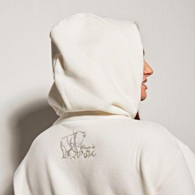 Disney Store Winnie the Pooh Hooded Sweatshirt For Adults