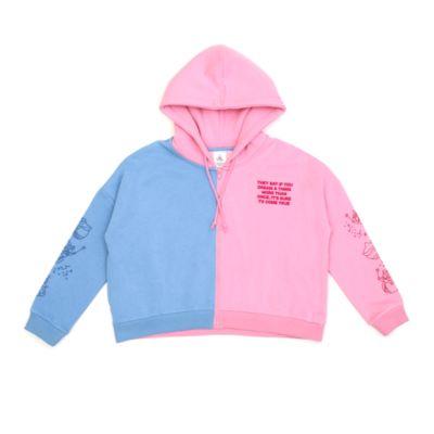 Disney Store Sleeping Beauty Hooded Sweatshirt For Adults