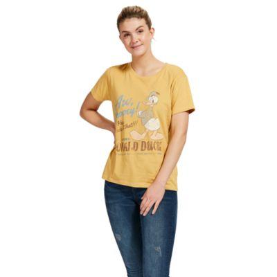 Maglietta donna Paperino