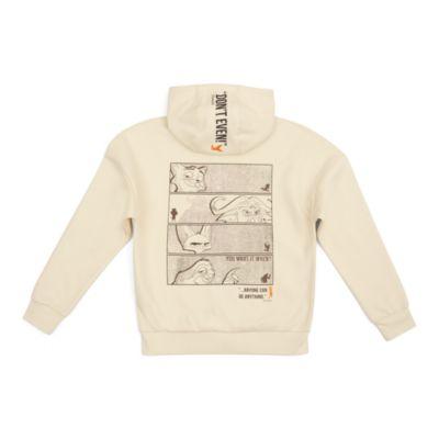 Disney Store Sweatshirt à capuche Zootopie pour adultes