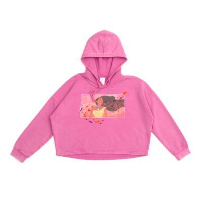 Disney Store Pocahontas Hooded Sweatshirt For Adults