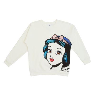 Disney Store Sweatshirt Blanche Neige pour femmes