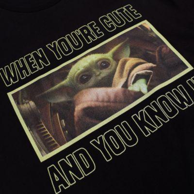 Star Wars: The Mandalorian - Das Kind - T-Shirt für Damen