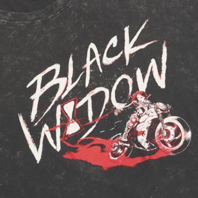 Maglietta donna Vedova Nera Disney Store