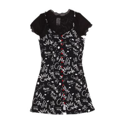 Completo abito e maglietta adulti Crudelia Disney Store