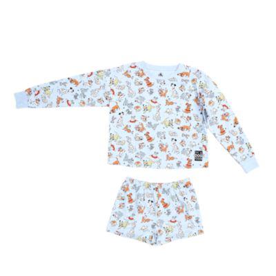 Disney Store Pyjama Chiens Disney pour femmes