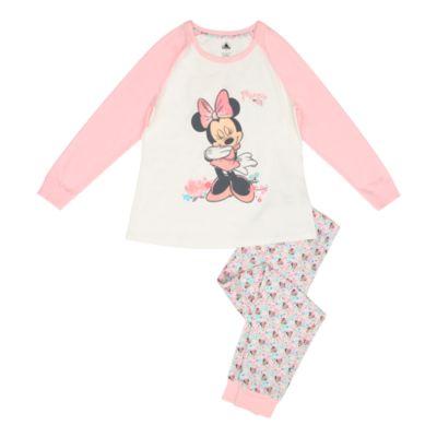 Disney Store Pyjama Minnie en coton biologique pour femmes