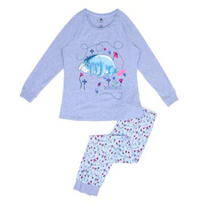 Disney Store Eeyore Organic Cotton Pyjamas For Adults