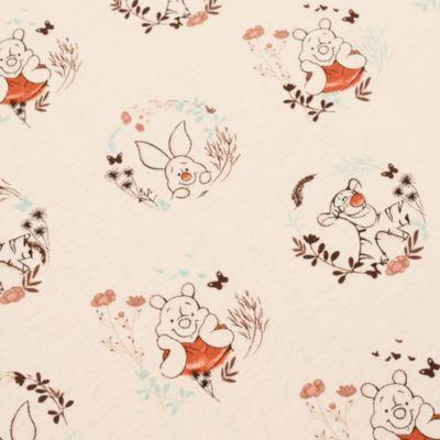 Disney Store Pyjama Winnie l'Ourson et ses Amis en coton biologique pour adultes