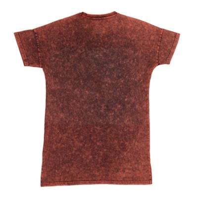 Camiseta cómoda roja Cruella para mujer, Disney Store