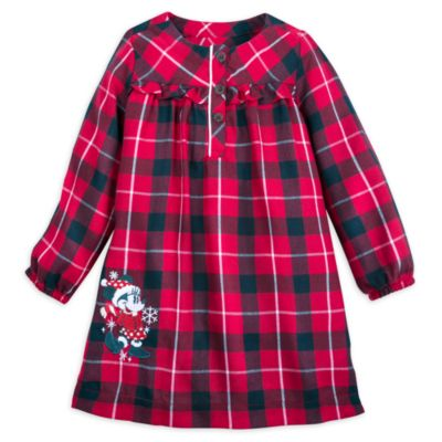 Disney Store Minnie Mouse Nightshirt For Kids