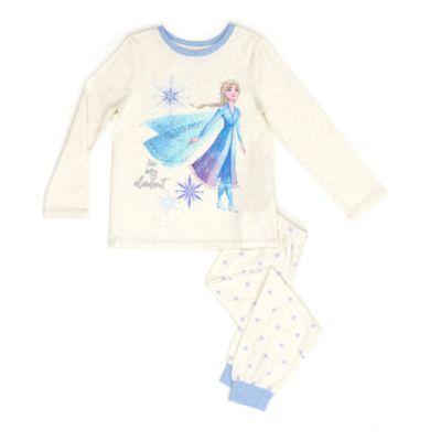 Disney Store Pyjama Elsa pour enfants, La Reine des Neiges2