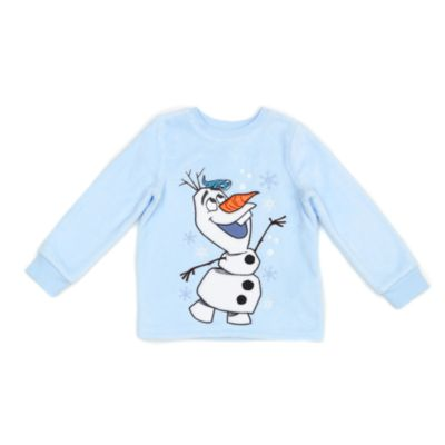 Disney Store Pyjama molletonné Olaf pour enfants, La Reine des Neiges2