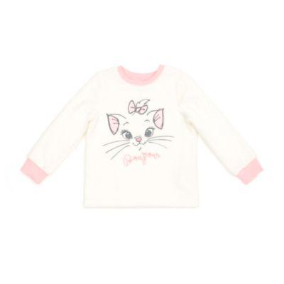 Disney Store Marie Fluffy Pyjamas For Kids, The Aristocats