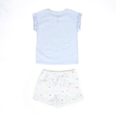 Disney Store Elsa and Olaf Organic Cotton Pyjamas For Kids, Frozen 2