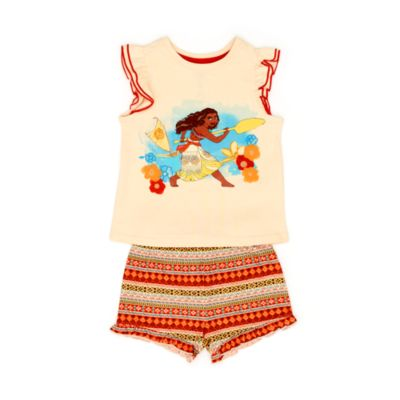 Disney Store - Vaiana - Pyjama für Kinder