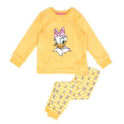 Disney Store Daisy Fluffy Pyjamas For Kids