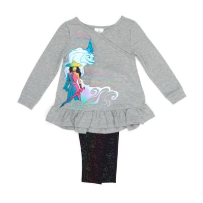 Completo maglia e pantaloni bimbi Raya e l'Ultimo Drago Disney Store