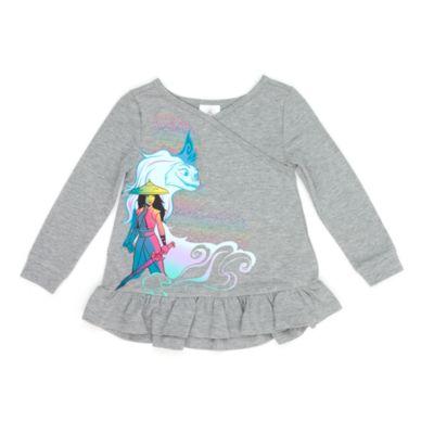 Conjunto infantil camiseta y pantalón Raya y el Último Dragón, Disney Store
