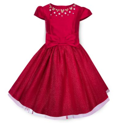 Disney Store Mickey Mouse Adaptive Dress For Kids