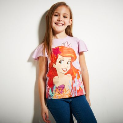 Disney Store The Little Mermaid T-Shirt For Kids