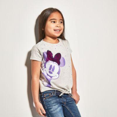 Maglietta bimbi annodata sul davanti Minnie Mouse Mystical Minni Disney Store