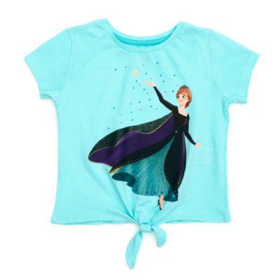 Maglietta bimbi annodata sul davanti Regina Anna Frozen 2: Il Segreto di Arendelle Disney Store