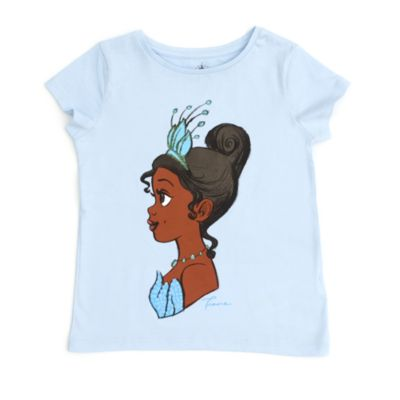 Disney Store Tiana T-Shirt For Kids