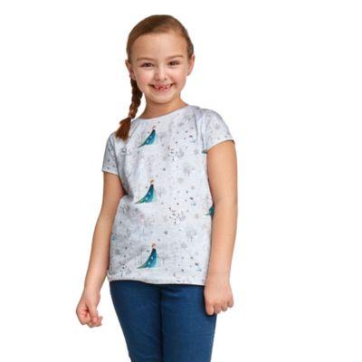 Camiseta infantil Frozen2, Disney Store