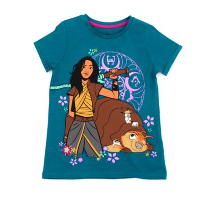 Disney Store Raya and the Last Dragon T-Shirt For Kids
