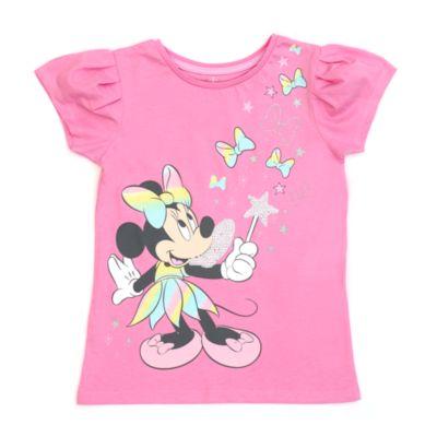 Maglietta bimbi Minni fata Disney Store