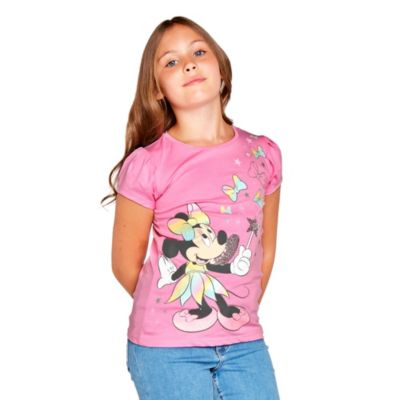 Disney Store Minnie Mouse Fairy T-Shirt For Kids