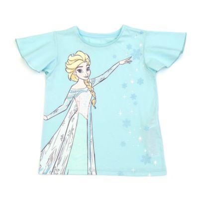 Disney Store T-shirt Elsa pour enfants, La Reine des Neiges2
