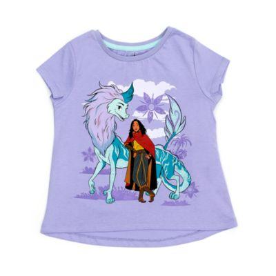 Disney Store - Raya und Sisu - T-Shirt für Kinder
